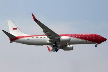 Bisnis Pengecatan Pesawat yang Sedang Berkibar