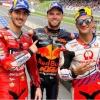 MotoGP Austria 2021 Penuh Drama: Binder Juara, Rossi Nyaris Podium, dan Marquez Apes