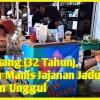 Pak Aang (32 Tahun), Arum Manis Jajanan Jadul Masa Depan Unggul