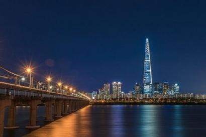 """Menyusuri """"Han River"""", yang Membelah Kota Tua dan Kota Modern Seoul"""