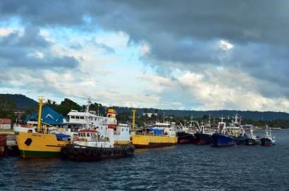 Pentingnya Tol Laut untuk Pemasaran Beras Merauke