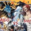 One Piece: Pertarungan Shanks vs Kaido Akan Tampil pada Chapter Mendatang?