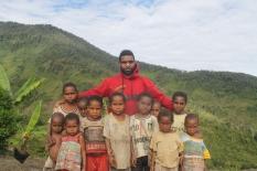 Bersama Malaikat Tak Bersayap di Pedalaman Yahukimo Papua