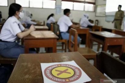Asyiknya Bisa Datang ke Sekolah Lagi, Murid dan Orangtua Tak Stres Kelamaan