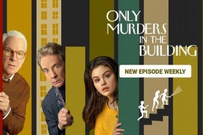 """Ketika Selena Gomez Berupaya Pecahkan Kasus Pembunuhan dalam """"Only Murders in The Building"""""""