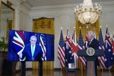 AUKUS, Kembalinya Kekuatan Global AS di Indo-Pasifik Melalui Strategi Burden Sharing?