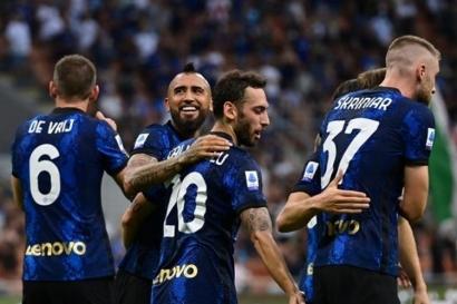 Cara Simone Inzaghi Hapuskan Bayang-bayang Antonio Conte di Inter Milan