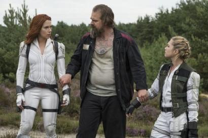 """""""Black Widow"""" dan Perempuan Perkasa dalam Film Hollywod"""