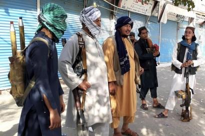 Bisakah Taliban Memerintah Afghanistan dan Mendapatkan Pengakuan Internasional?