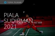 Bawa Pulang Trofi Piala Sudirman 2021 ke Indonesia