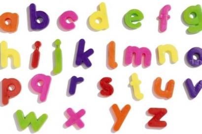 """""""English Alphabet"""", Serupa tapi Tak Sama"""