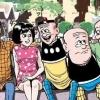 Lao Fu Zi, Komik Tionghoa Zaman Bapakmu