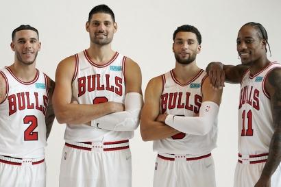 Saling Mengisi Kekurangan ala Chicago Bulls