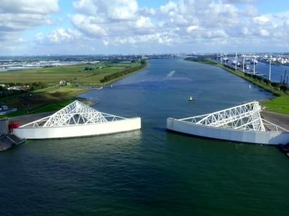 Penataan Kota Rotterdam dalam Keragaman dan Kecanggihan Infrastruktur Sumber Daya Air