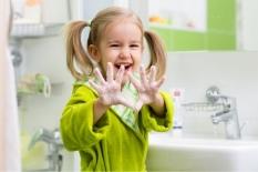 Masa Depan Ada di Tanganmu yang Bersih