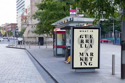 "Strategi ""Guerilla Marketing"" Efektif Meningkatkan Brand Awareness"