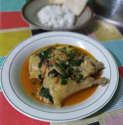 Memanjakan Lidah dengan Resep Ayam Woku Khas Manado