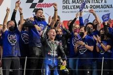 Hasil MotoGP Emilia Romagna 2021: Gejolak Drama yang Happy Ending untuk Yamaha