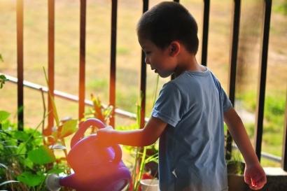 Dengan Bekerja, Anak-anak Menghargai Uang dan Tidak Cemas di Tanggal Tua
