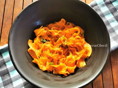 World Pasta Day: Membuat Pasta Arrabbiata ala Chiara