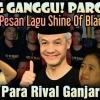 """Shine of Ganjar dalam Lagu """"Jang Ganggu"""" Shine of Black"""