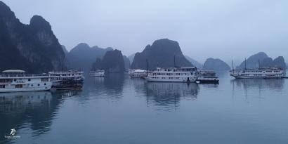 Ha Long Bay, Untaian Mutiara di Teluk Tonkin