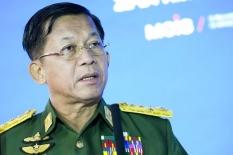 Peliknya Krisis Myanmar di KTT ASEAN 2021