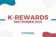 Inilah K-Rewards Periode September 2021!