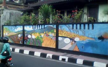 Unduh 89+ Gambar Grafiti Lingkungan Paling Baru Gratis
