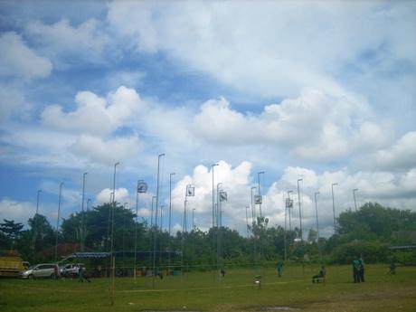 """Lomba Ayam Bekisar """"Prabowo Subianto Cup 2013"""""""