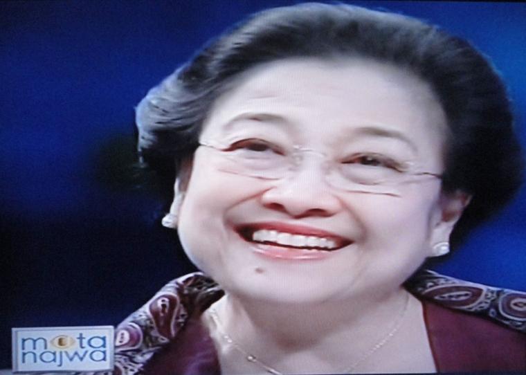 'Mata Najwa' Sukses Mainkan Emosi Megawati