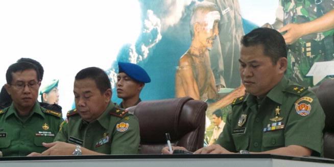 Kopassus Hebat, Operasi Tanpa Komando, Bunuh 4 Orang 31 Peluru