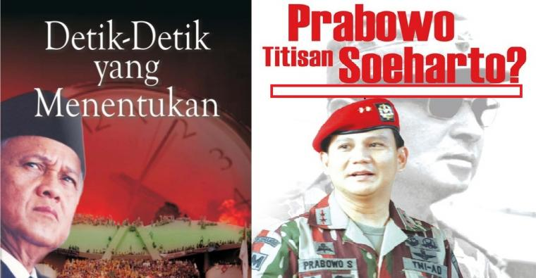 Prabowo Kubur Isu Kudeta Dengan Bertemu Habibie