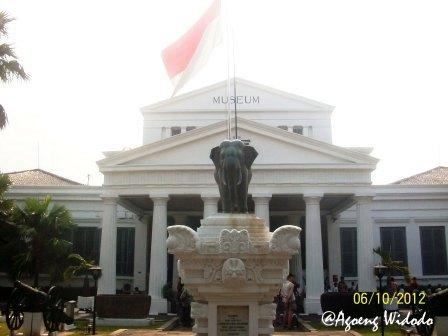 """Mengintip Koleksi """"Museum Gajah"""""""