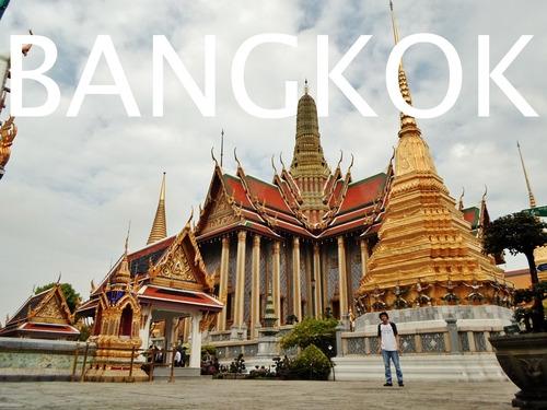 Mudahnya Menggunakan Transportasi Umum ke Grand Palace di Bangkok, Thailand