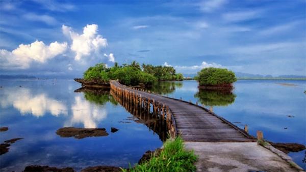 Pulau OSI, Terpencil dari Hunian