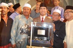 Qori' Indonesia Juara MTQ Internasional di Malaysia