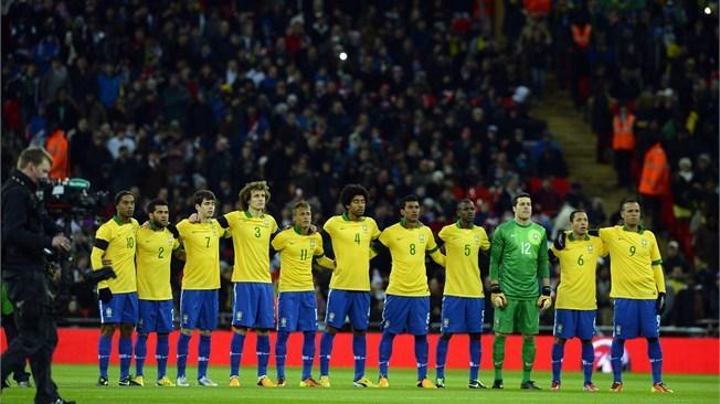 Inilah Skuad Tim Piala Konfederasi 2013, Group A: Brazil, Jepang, Meksiko, Italia... Hehe..