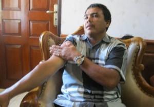 Anggota Dewan Aceh Barat Ditebas Tidak Mempan