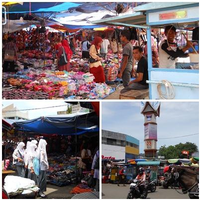 Padang, Kota Sayang PKL