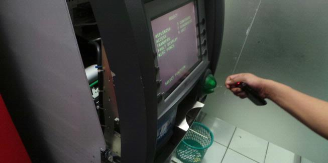 Penipuan Lewat ATM