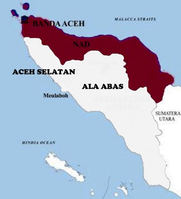 Akankah Terbentuk Provinsi Ala ABAS di Aceh?