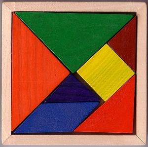 Mengenal Tangram untuk Pembelajaran Matematika Asik
