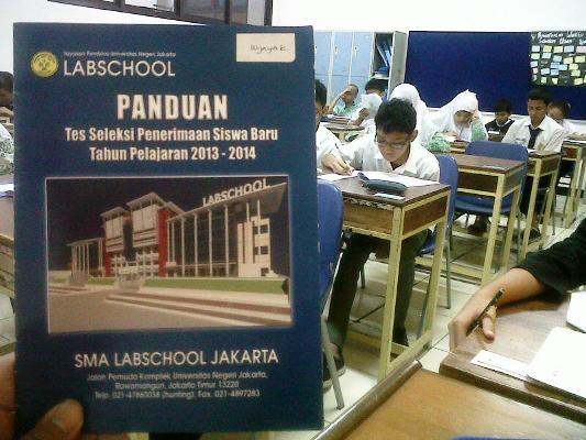 Ada Apa di SMA Labschool Jakarta?