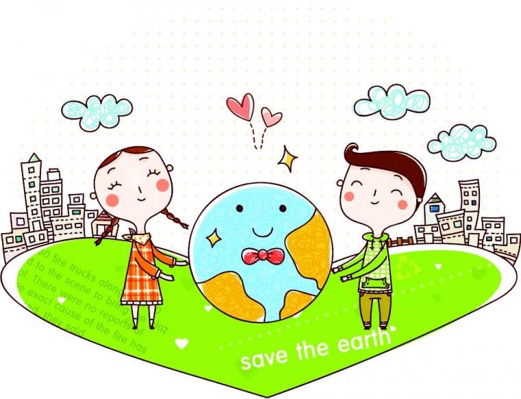 Save The Earth Dont Be Silly Oleh Hani Azzahra Kompasianacom