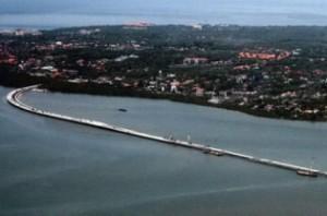 Perkiraan Tarif Jalan Tol di Atas Perairan Laut Bali