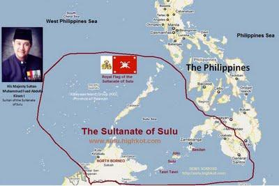 Sulu, Berpotensi Sulut Perang Tri Sula