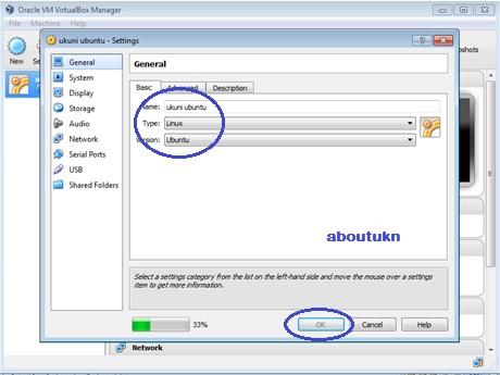 Cara Menginstal Linux Ubuntu 9.10 pada VirtualBox 4.2.6