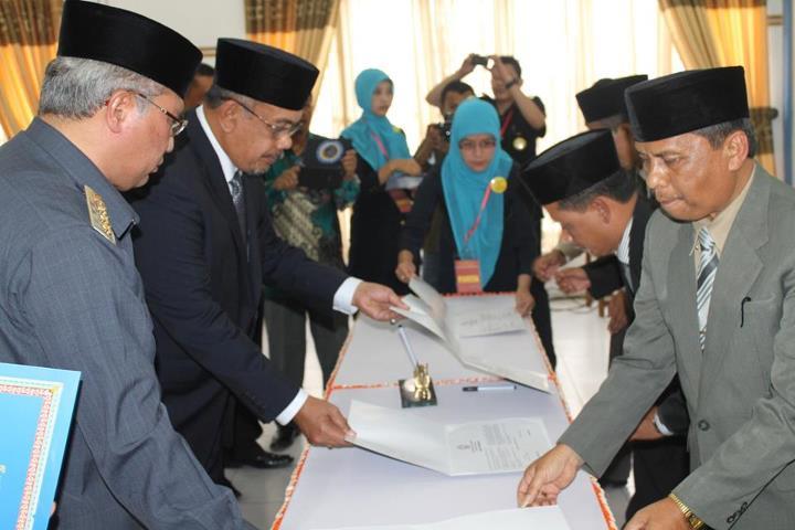 Membangun Zona Integritas Menuju Aceh Tengah Bebas Korupsi