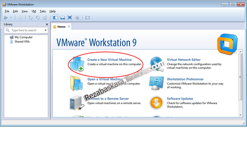 Cara Menginstall Windows 7 pada VMWare 9